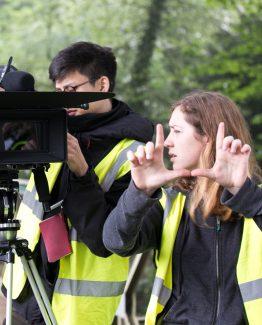 Cursuri de regie si creatie film, licenta si master la Berlin. Invata alaturi de profesionisti si vei spune o poveste folosind camera de filmat.